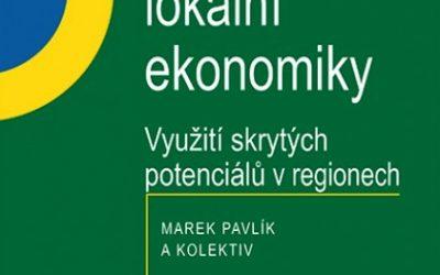 Nová kniha ! Podpora lokální ekonomiky –  Metoda mezioborové identifikace potenciálu místa