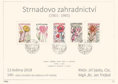 Pozvanka Strnadovo Zahradnictvi