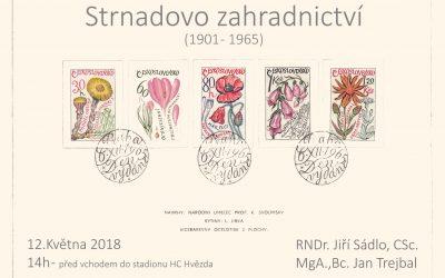 Zahradnictví: Exkurze s Jiřím Sádlem a Janem Trejbalem
